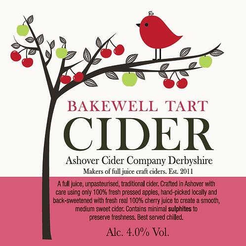 Bakewell Tart Cider 500ml Bottles (case of 12)