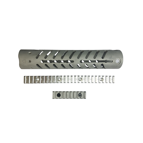 AR15 HANDGUARD KIT, TACTICAL MODEL, CARBINE 10""