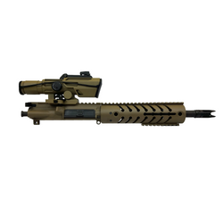 Precision/Tactical 300 Blackout SBR