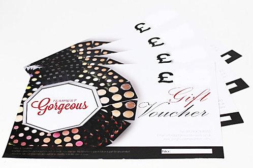 Tempest Cosmetics Gift Voucher