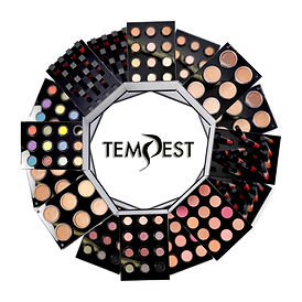 Our Tempest Cosmetics range available online or in the salon!