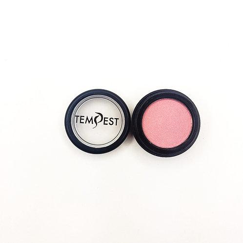 Pink frost eye shadow