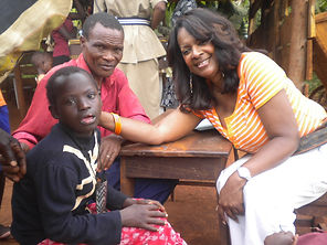 Pray for this precious child in Jinja.JP