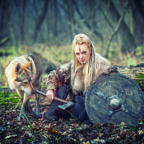 Viking Women and Shield-Maidens