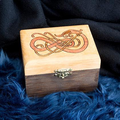 Small Braided Dragon Box