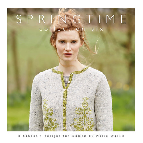 Springtime by Marie Wallin