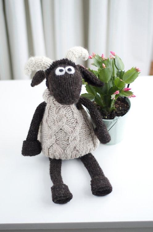 Wee Blackface Sheep