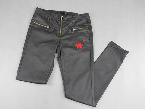 Pantalon logo rouge
