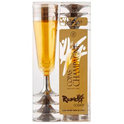 Copas Champagne Golden
