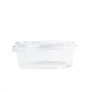Contenedor Wau Plástico Tarrina 6 y 8oz