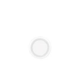 Plato Wau Pando Circular 12 cm