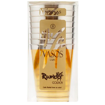 Vaso Rumba Golden
