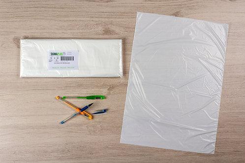 Bolsa De Basura Blanca 14 x 20¨