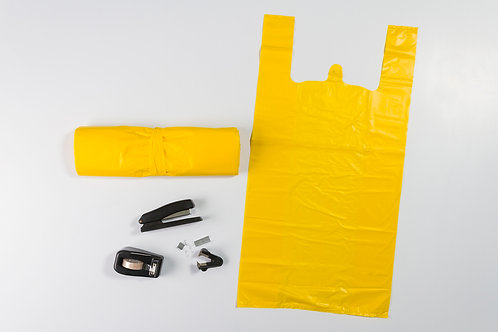 Bolsa Cargadera Amarilla  T70