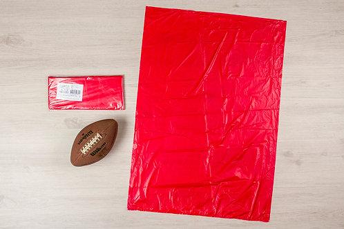 Bolsa De Basura Roja 61x86