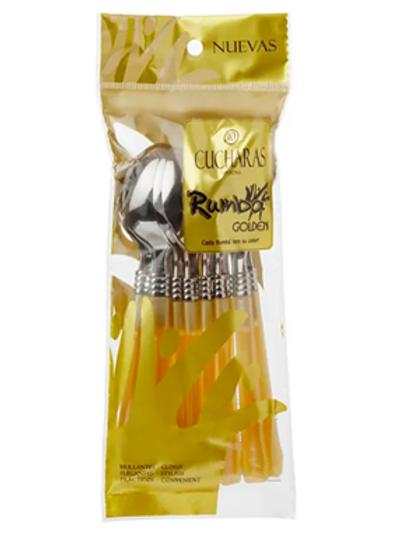 Cuchara Rumba Golden
