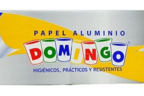 Papel Aluminio Domingo 300 Mts