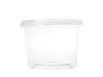 Contenedor Wau Plástico Tarrina 16 oz