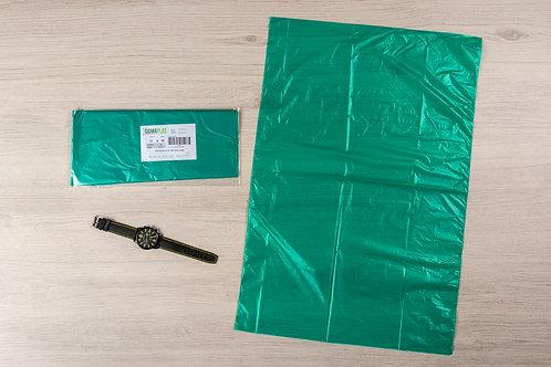 Bolsa De Basura Verde 16x24