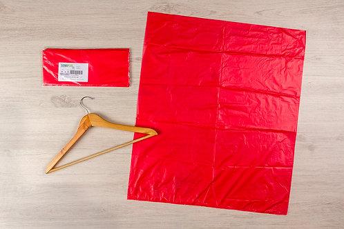 Bolsa De Basura Roja 24x26