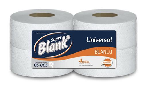 Papel Higiénico Blanco