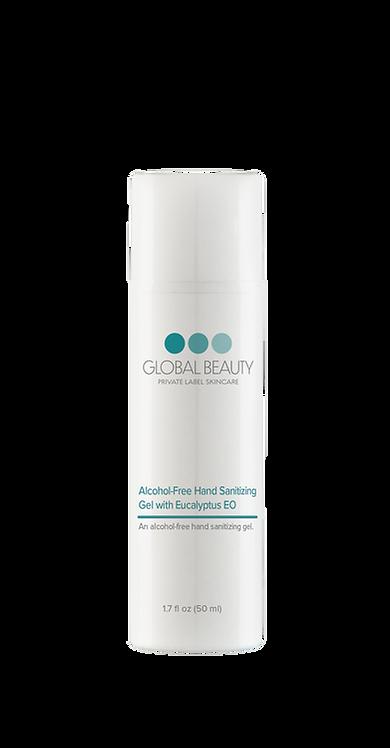 Alcohol-Free Hand Sanitizing Gel with Eucalyptus EO
