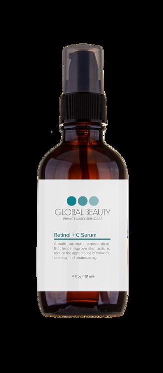 Retinol + C Serum