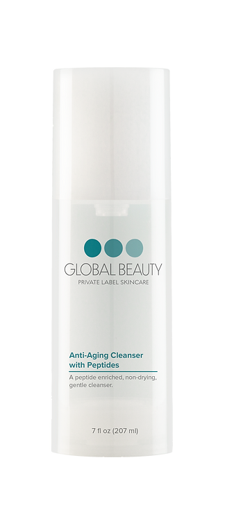 Anti-Aging Cleanser with Peptides