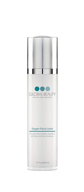 Oxygen Facial Lotion