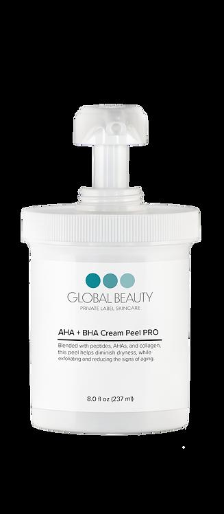 AHA + BHA Cream Peel PRO