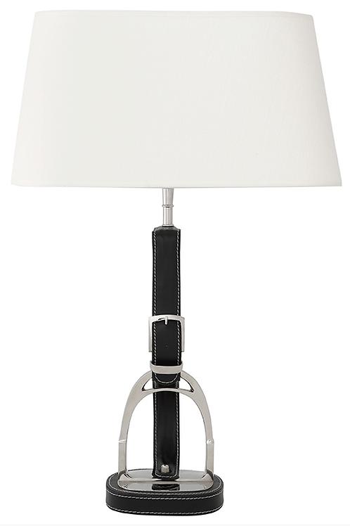 Eichholtz Equestrian Olympia Lamp Nickel Black