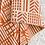 Thumbnail: Ian Mankin Large Langley Cotton Throw - Russet