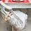 Thumbnail: Small Lynx Luxury Faux Fur Christmas Stocking