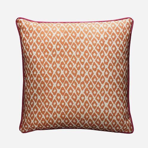 Andrew Martin Outdoor Cushion -Gypsum Lava
