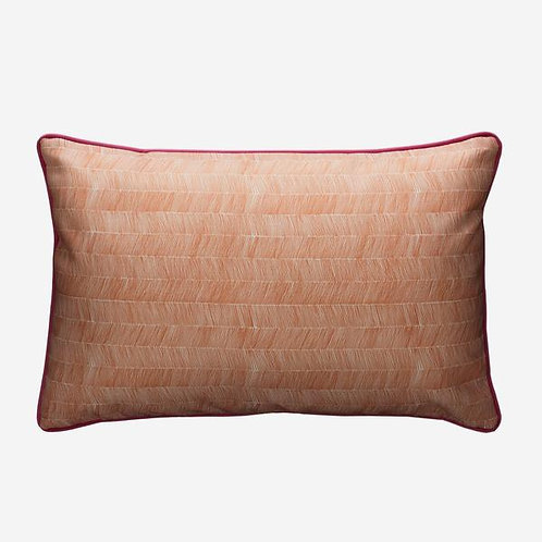 Andrew Martin Outdoor Cushion - Delta Lava