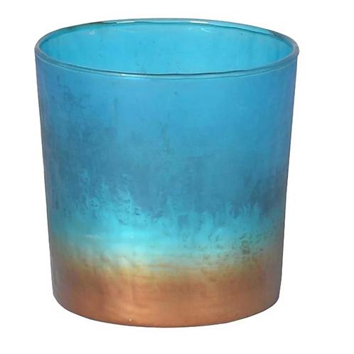 Large Blue and Copper Votive