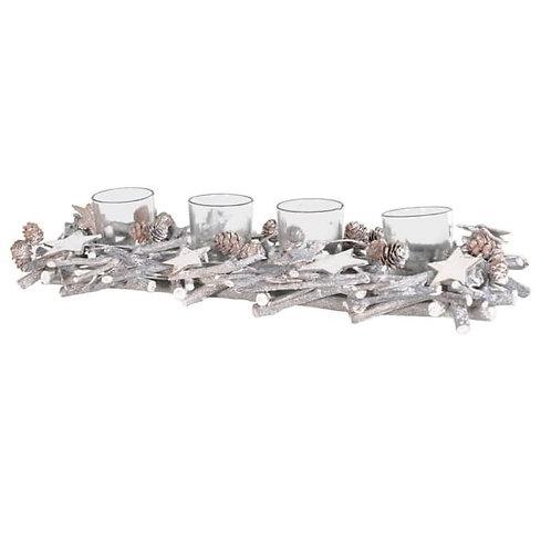 Twigs & Stars 4 Candleholder