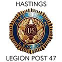 Hastings American Legion Post 47 Logo.pn