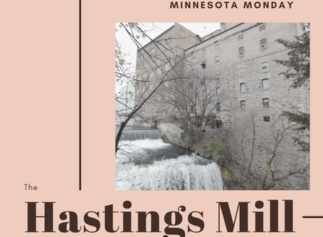 #MinnesotaMonday - Surprise Connection with an Historic Location