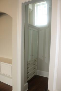 upstairs bedroom nook