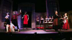 Chorus- Le Nozze di Figaro