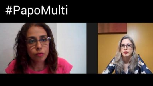 """Saúde mental e desafios do """"novo normal"""" são temas do segundo episódio do #PapoMulti"""