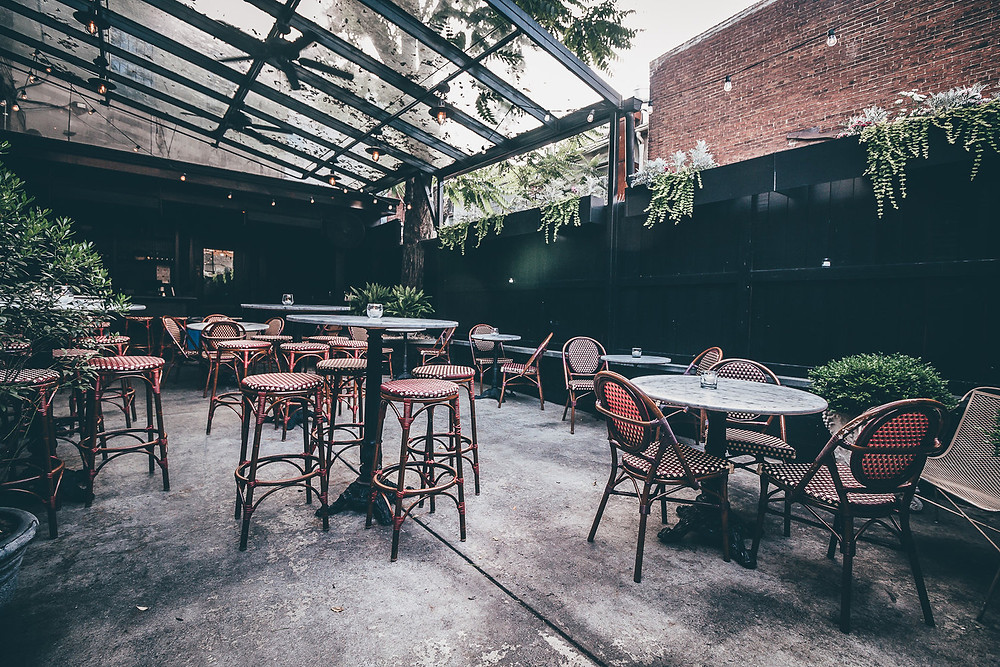 The Gibson, Washington DC - Bars to check out in DC this spring