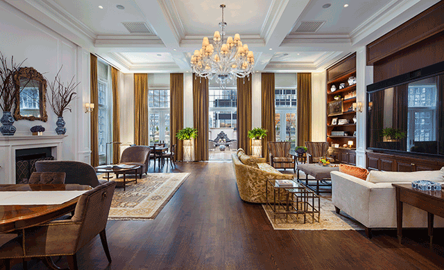 InterContinental New York Barclay, Hotels, NYC
