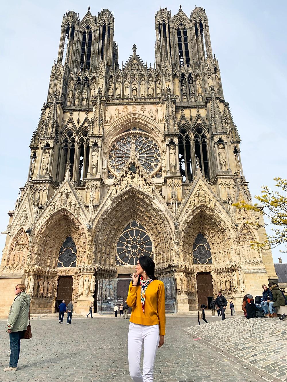 Cathedral Notre-Dame de Reims