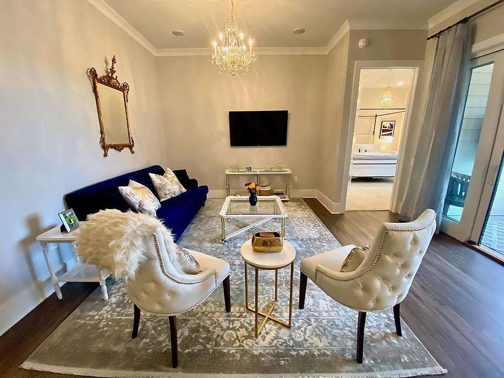 Interior Design, Apartment Style, Living Room