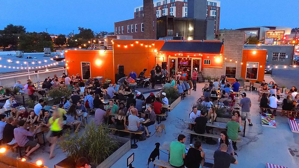 Dasha Beer Garden, Washington DC - Bars to check out in DC this spring