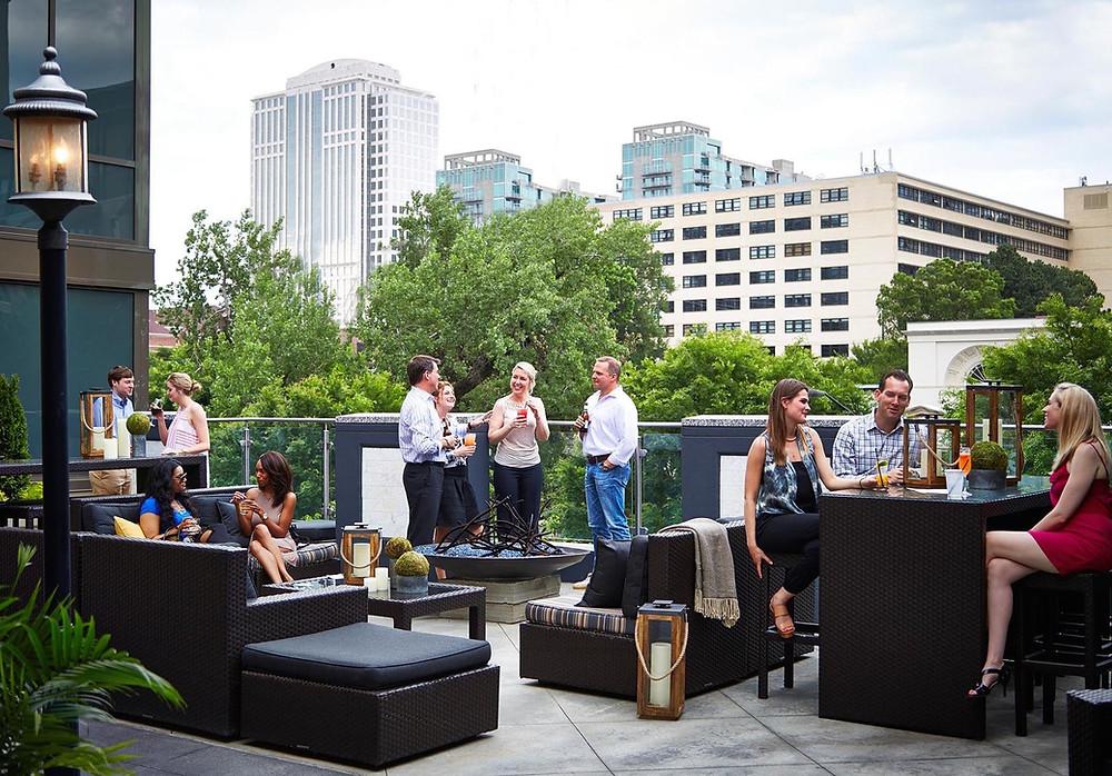 Community Smith, Atlanta, Rooftop Bar
