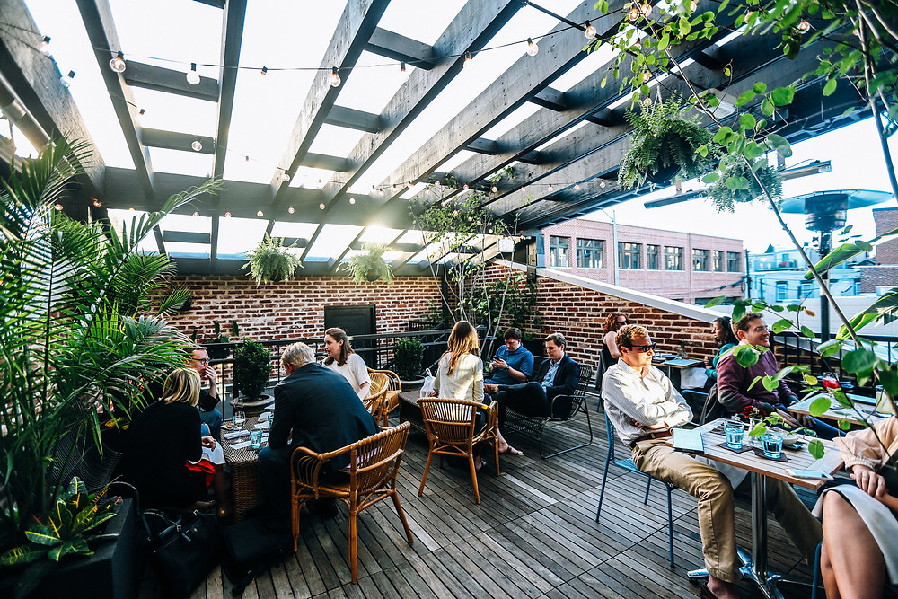 Colombia Room, Washington DC - Bars to check out in DC this spring