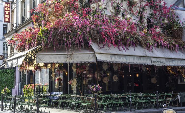Travel Paris- Where to Eat